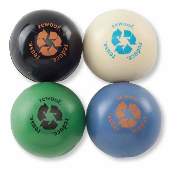 Planet Dog Planet Dog-Orbee Tuff Recycle Ball