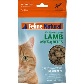 K9 Natural Feline Natural - Lamb Healthy Bite Cat Treats