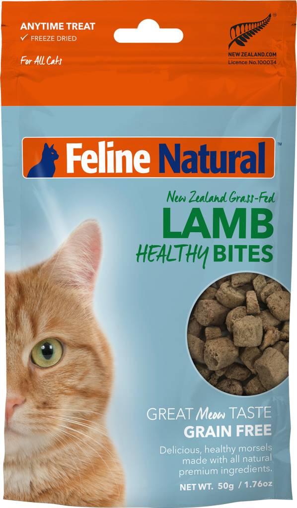 K9 Natural Feline Natural- Lamb Healthy Bite Treats