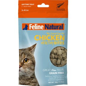 K9 Natural Feline Natural - Chicken Healthy Bite Cat Treats