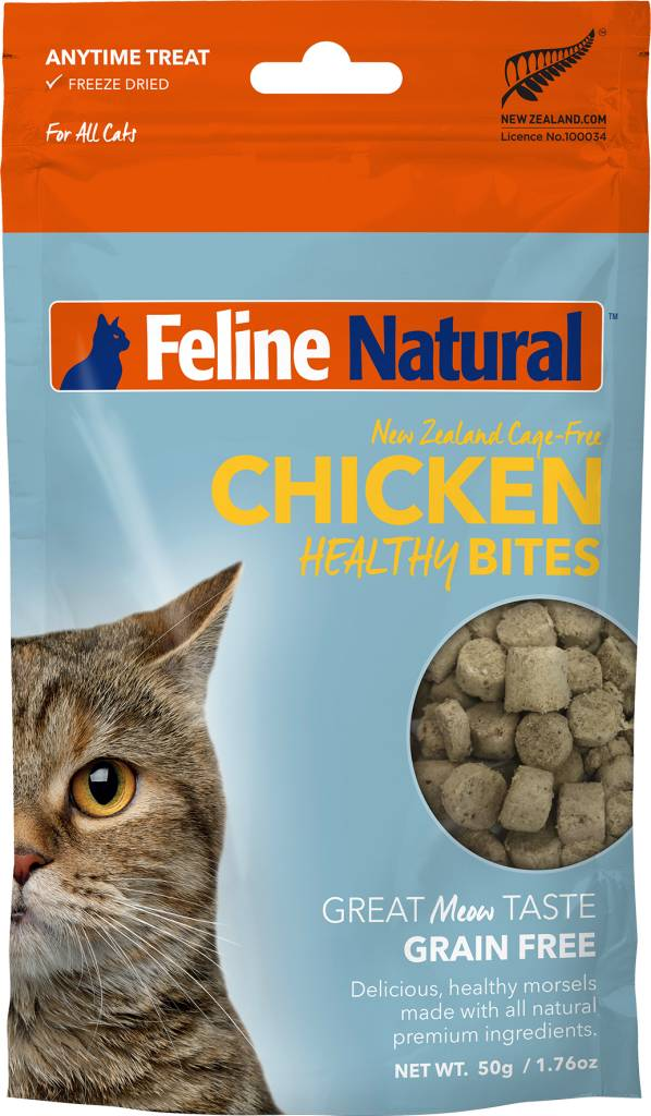 K9 Natural Feline Natural- Chicken Healthy Bite Treats