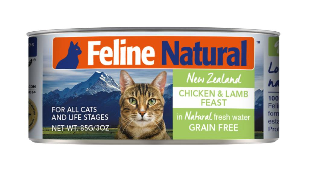 K9 Natural Feline Natural-Canned Cat Food 6oz