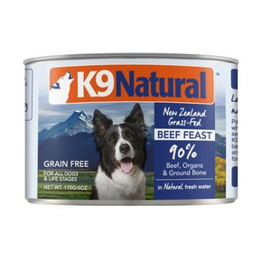K9 Natural K9 Natural - Canned Dog Food 13oz