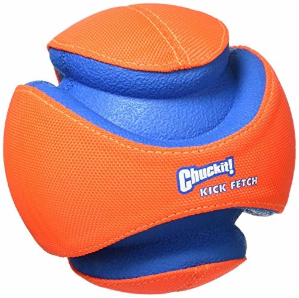Petmate ChuckIt- Kick Fetch Ball LG 7.5""