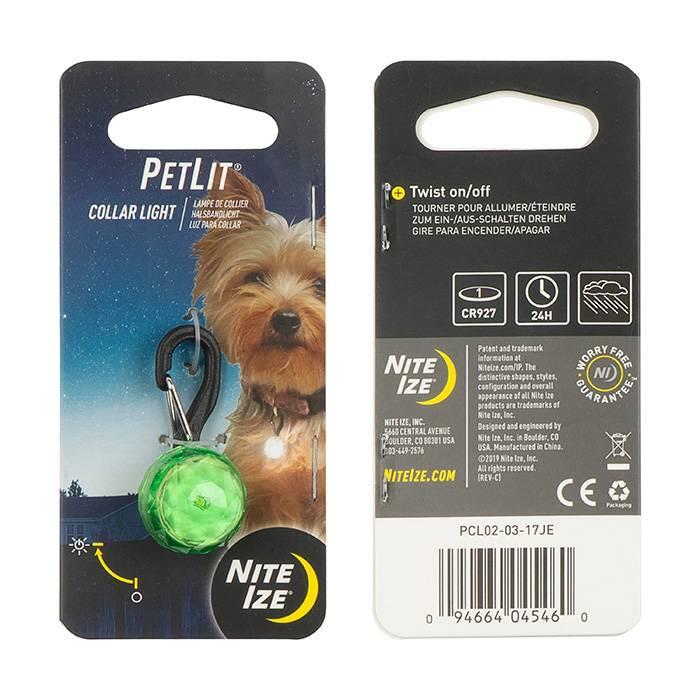 Nite Ize Nite Ize- PetLit LED Collar Light