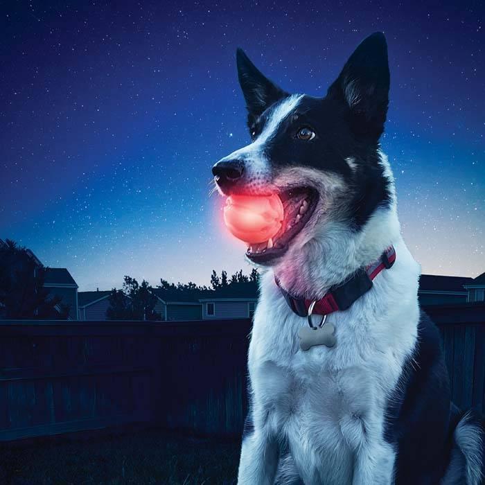 Nite Ize Nite Ize- Glow Streak Led Ball-Red