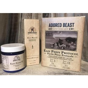 Adored Beast Adored Beast- Easy Peesy Protocol