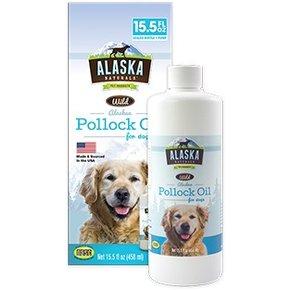 Alaska Naturals Alaska Naturals- Pollock Oil 15.5oz