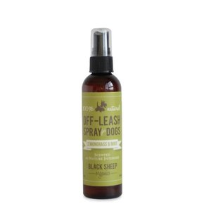 Black Sheep Organics Black Sheep Organics-Lemongrass&Mint Off Leash Spray