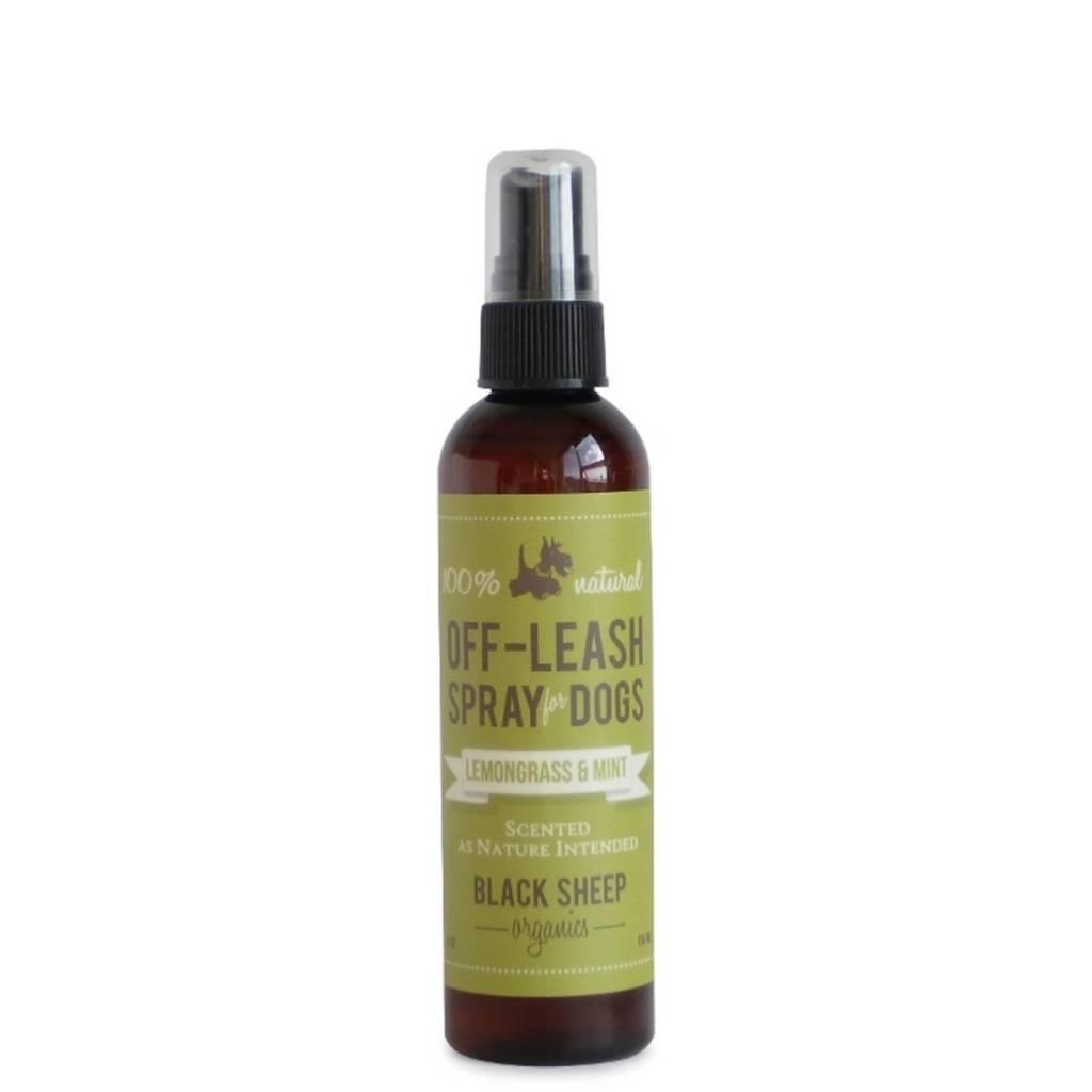 Black Sheep Organics Black Sheep Organics-Lemongrass&Mint Off Leash Spray