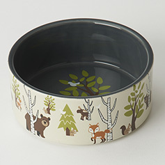 Petrageous Designs Petrageous-Moose&Bear Bowl 3.5 cups
