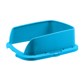 Cateco-Cat Litter Box Extension