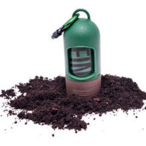 DeFine Planet- Poo Bag Dispenser