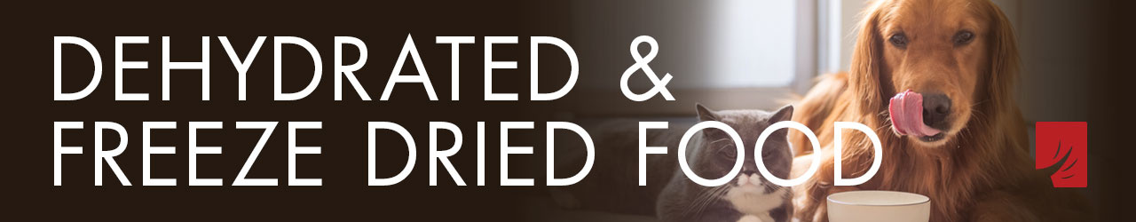 Dehydrated & Freeze Dried Food
