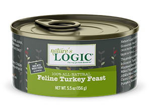 Nature's Logic Nature's Logic-Canned Cat Food 5.5 oz