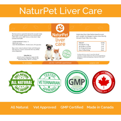 NaturPet NaturPet-Liver Care 100ml