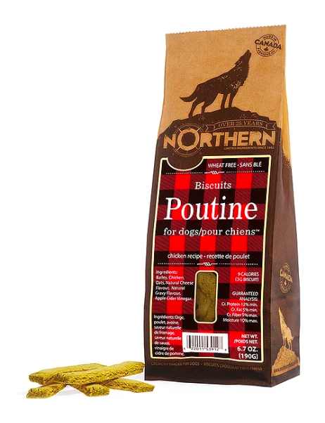 Northern Biscuits Northern Biscuits-Poutine 190g
