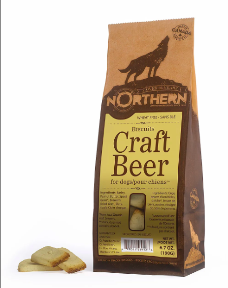 Northern Biscuits Northern Biscuits-Craft Beer Snack 190g