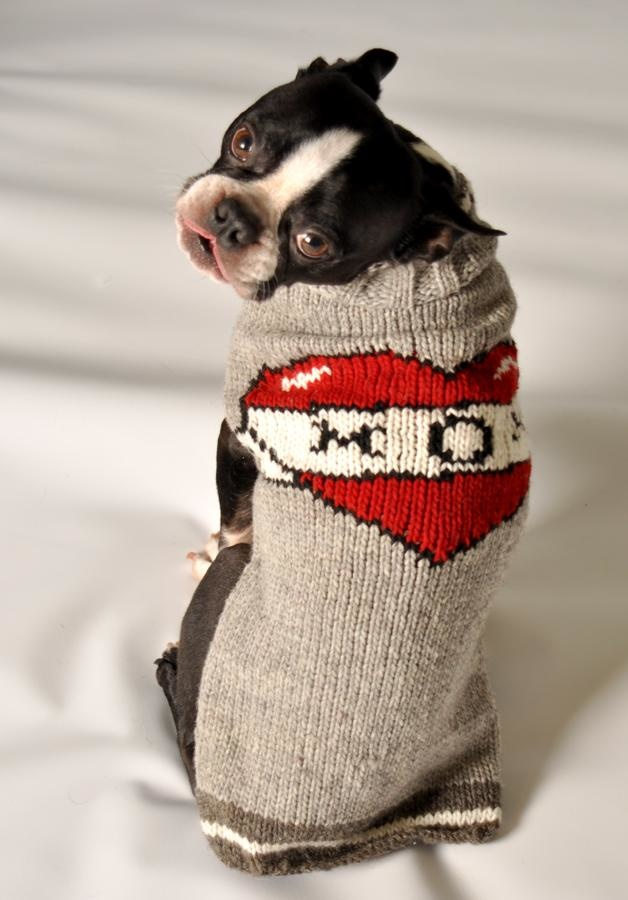 Chilly Dog Sweaters Chilly Dog Sweaters - Mom Tattoo