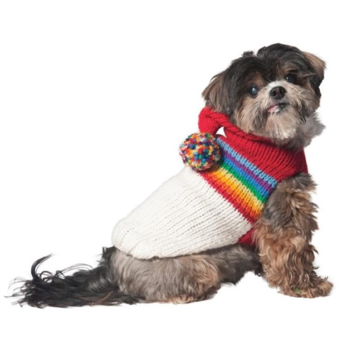 Chilly Dog Sweaters Chilly Dog Sweaters - Vintage Ski
