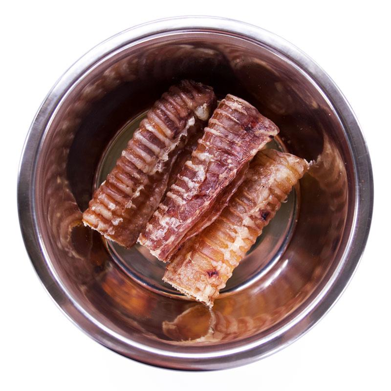 "NatuRawls NatuRawls-Beef Trachea 5"" 3pk"