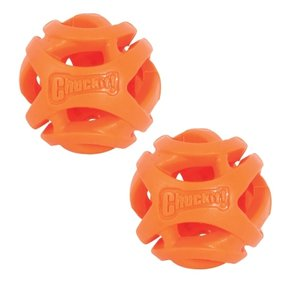 Petmate ChuckIt- Breath Right Ball SM 2-pk