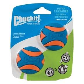 Petmate Chuckit- Ultra Squeaker Balls 2PK