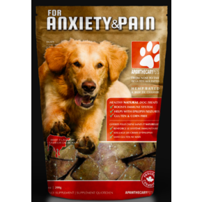Apawthecary Pets Apawthecary-Hemp Oil Treats