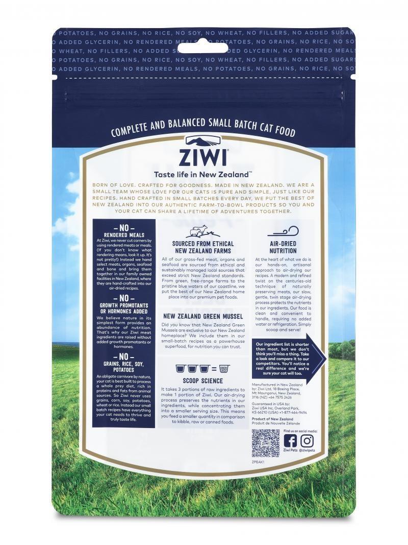 Ziwipeak Ziwipeak - Cat Air Dried Beef