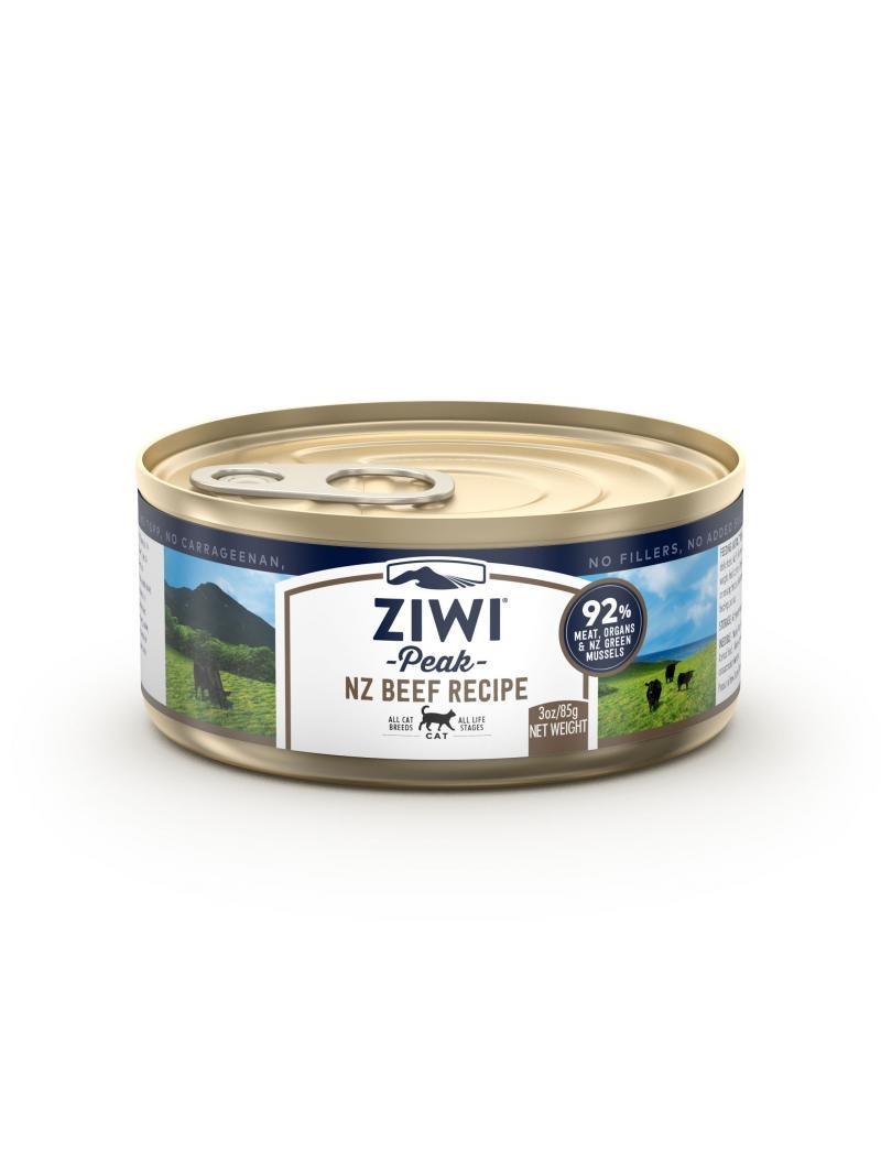 Ziwipeak Ziwipeak- Canned Cat Food 85g Beef