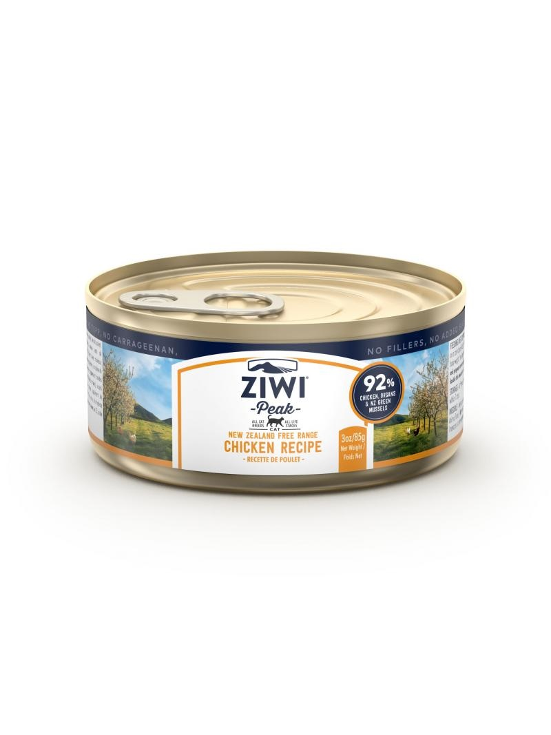 Ziwipeak Ziwipeak- Canned Cat Food 185g