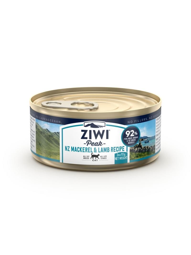 Ziwipeak Ziwipeak - Canned Cat Food 185g