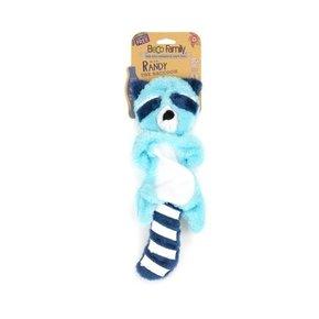 Beco Beco-Stuffingless Raccoon Toy
