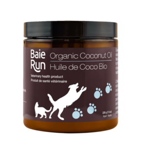 Baie Run- Organic Coconut Oil 425g