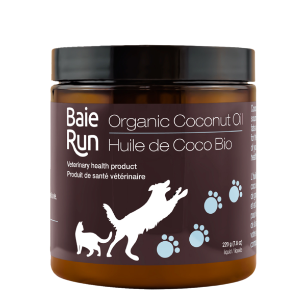 Baie Run Baie Run- Organic Coconut Oil 425g