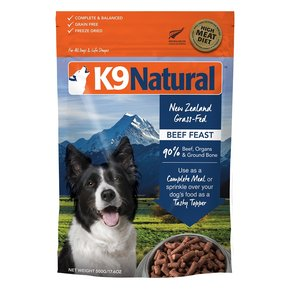K9 Natural K9 Natural - Freeze Dried Dog Food Beef