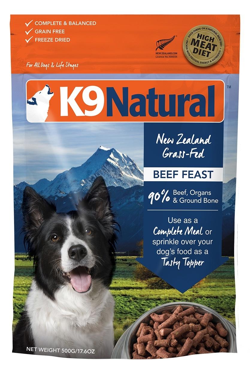 K9 Natural K9 Natural - Freeze Dried Dog Food Beef