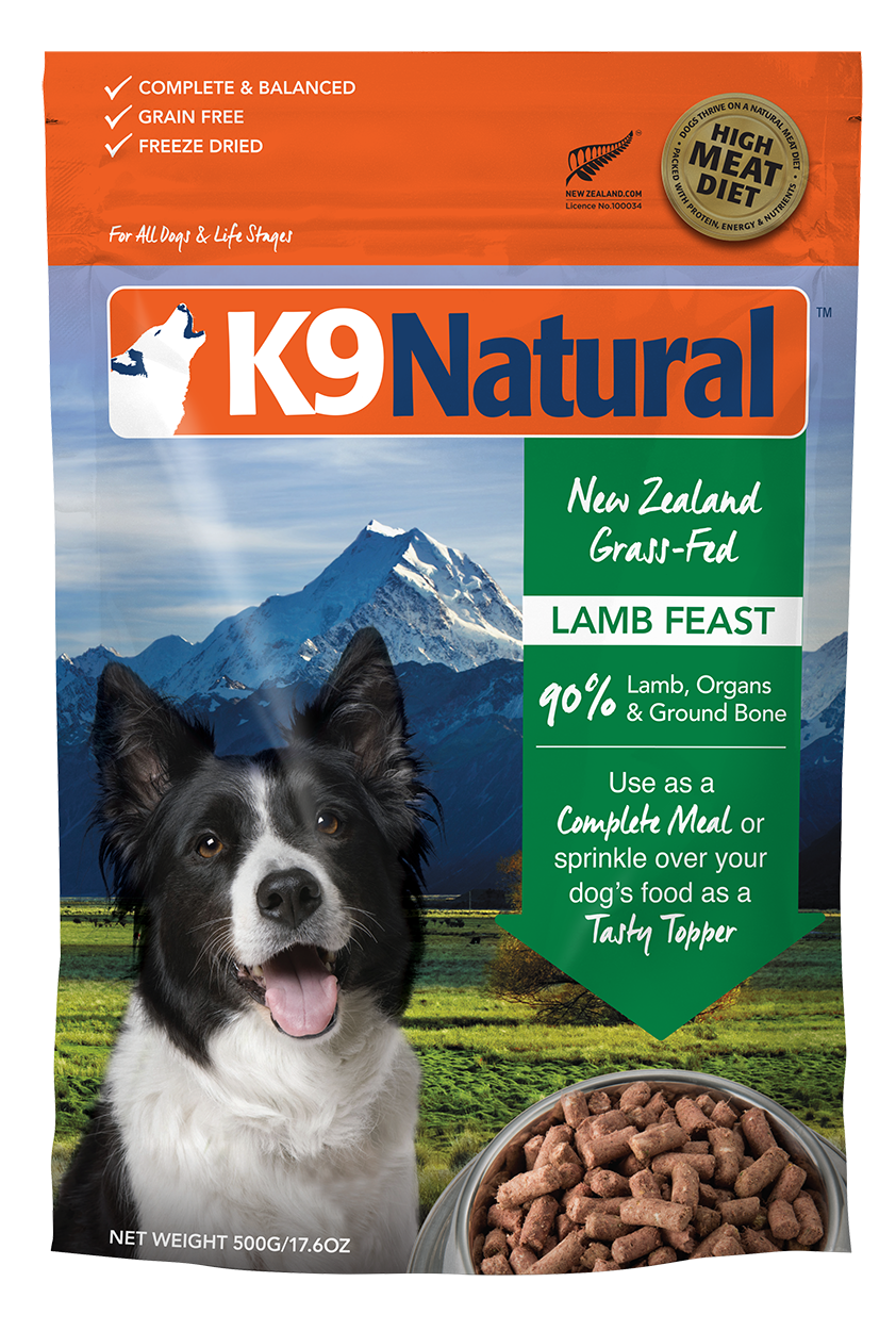 K9 Natural K9 Natural - Freeze Dried Dog Food Lamb