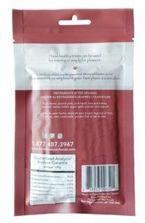 Farm Fresh Pet Products Farm Fresh - Canadian Bacon Treats 100 grams