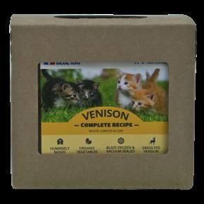 Red Dog Blue Kat- Venison Complete Cat