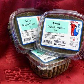 Red Dog Blue Kat - Organic Veggies 1lb Package