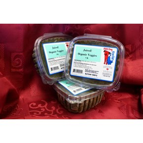 Red Dog Blue Kat Red Dog Blue Kat - Organic Veggies 1lb Package