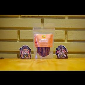Nammy Treats Nammy Treats - Lamb & Blueberry Sticks 100g