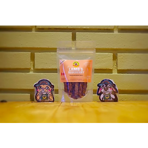 Nammy Treats Nammy Treats - Lamb & Blueberry Sticks 90g