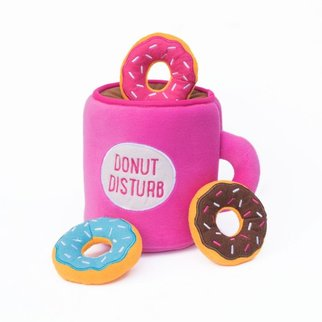 Zippy ZippyPaws Burrow  - Coffee & Donuts