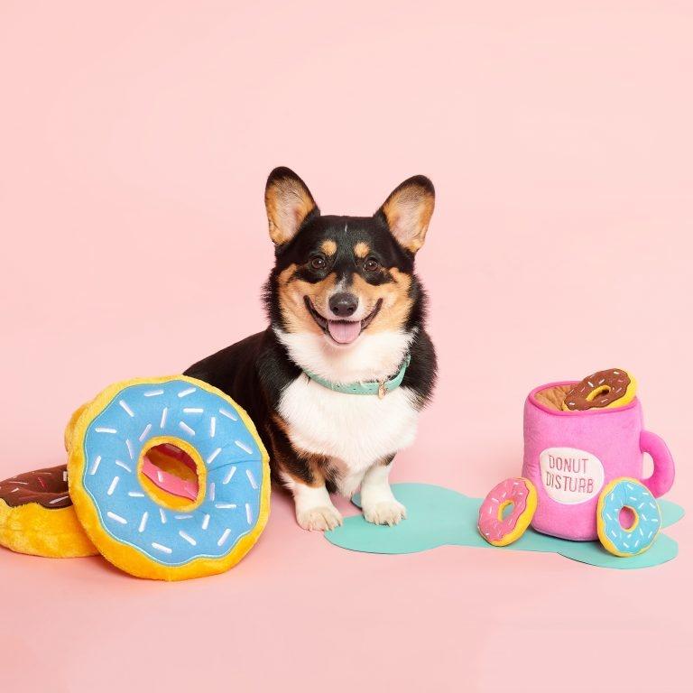Zippy ZippyPaws Burrow  - Coffee & Donuts