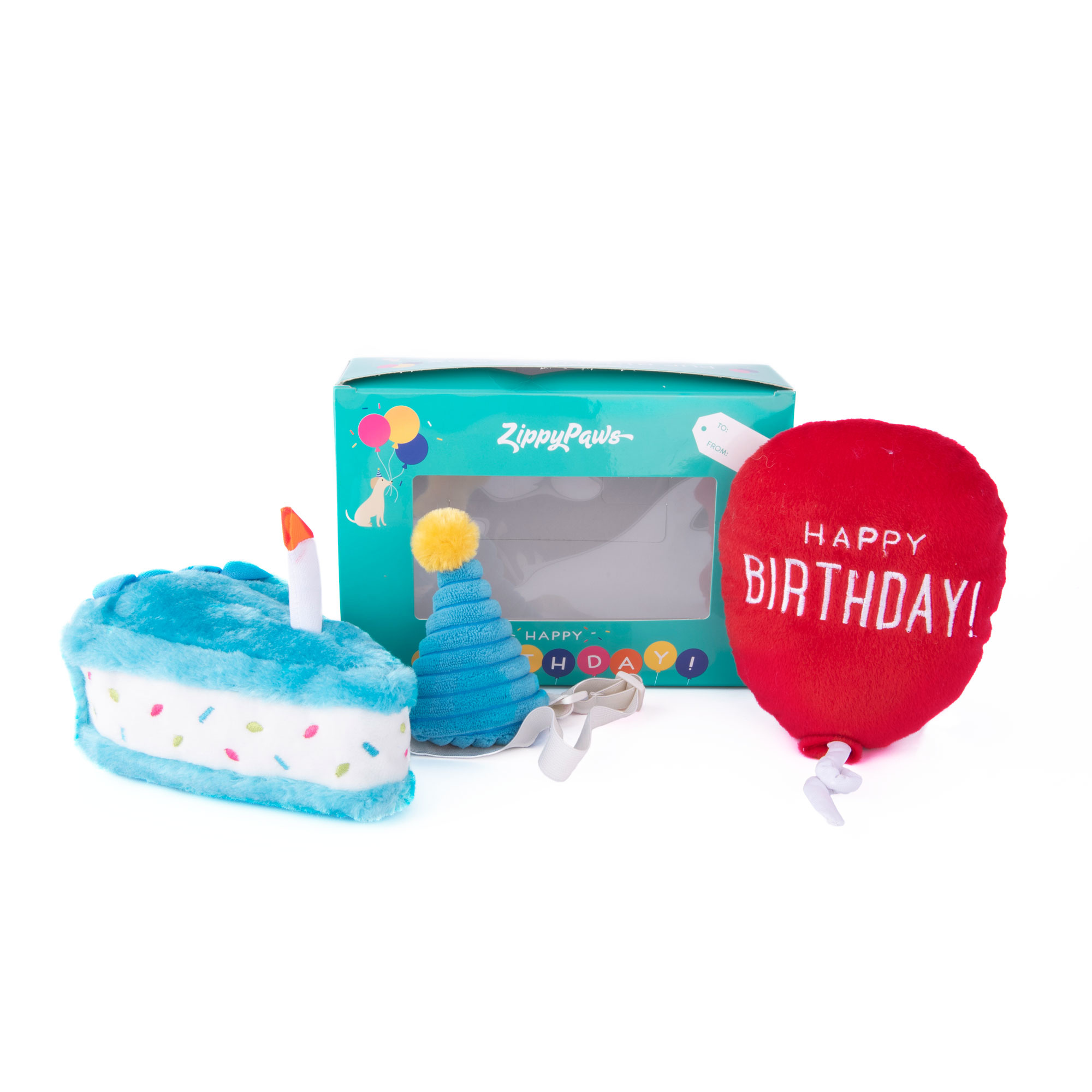 Zippy ZippyPaws Burrow - Birthday Box
