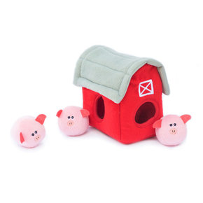 Zippy ZippyPaws Burrow - Pig Barn