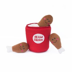 ZippyPaws Burrow - Chicken Bucket
