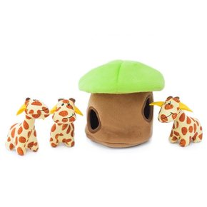 Zippy ZippyPaws Burrow - Giraffe Lodge
